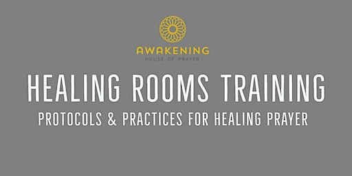 Healing Rooms Training