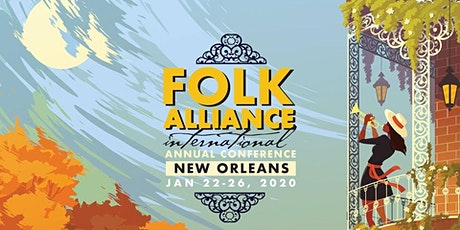Olivia Frances at 2020 Folk Alliance International New Orleans tickets