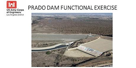 Prado Dam Functional Exercise tickets