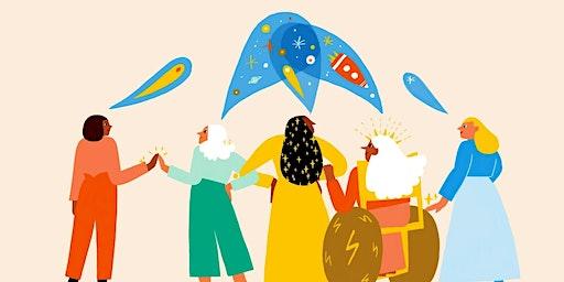 Creative Care Revolution: Storytelling workshop for family caregivers