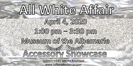 All White Accessory Bazaar tickets