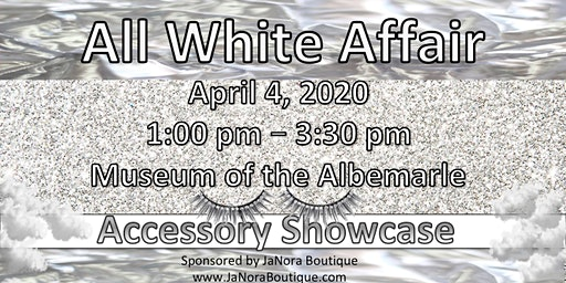 All White Accessory Bazaar