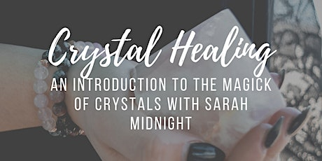 Intro To Crystal Healing tickets