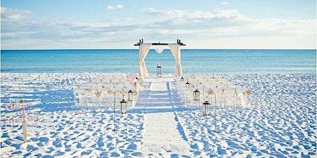 Michael & Yasmin's Beach Wedding tickets