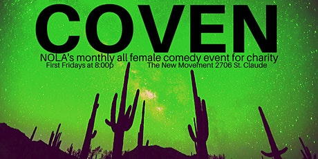 COVEN - All Female Comedy Night tickets
