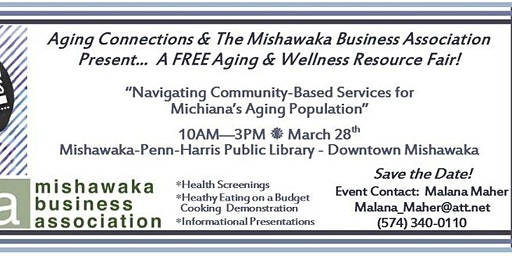 FREE Aging & Wellness Resource Fair