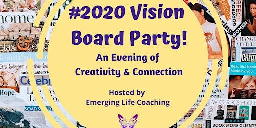 #2020 Vision Board Workshop