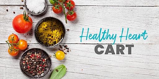 McKinney Dietitian Store Tour: Healthy Heart Cart