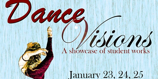 Bear River Community Theater - Dance Visions 01.24