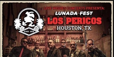 LUNADA FEST: LOS PERICOS with ALVARO SUITE, THE GLASS