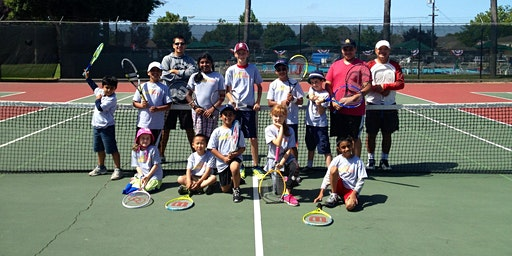 Kids Tennis Classes in Fremont (Novice Ages 6-8)