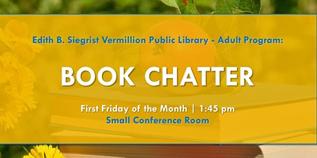 Book Chatter tickets