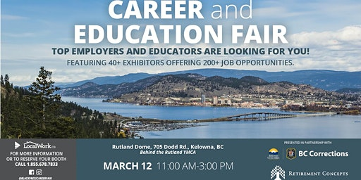 Black Press Education and Career Fair - Kelowna