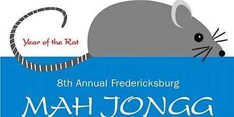 8th Annual Mah Jongg Tournament tickets