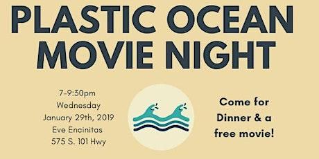 Plastic Ocean Movie Night tickets