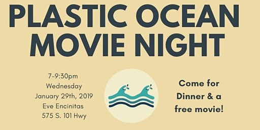 Plastic Ocean Movie Night