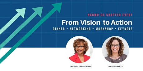 From Vision to Action - Time and Sanity Saving Ways to Expand Your Business tickets