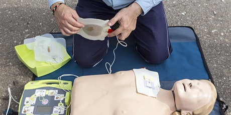 ASHI Adult and Pediatric CPR, AED, and First Aid tickets