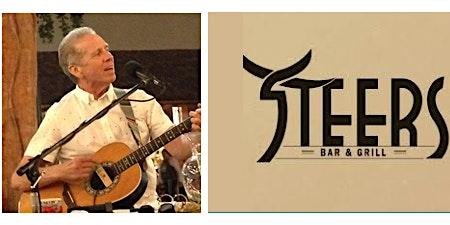 Brian Peterman acoustic music at Steers Bar & Grill
