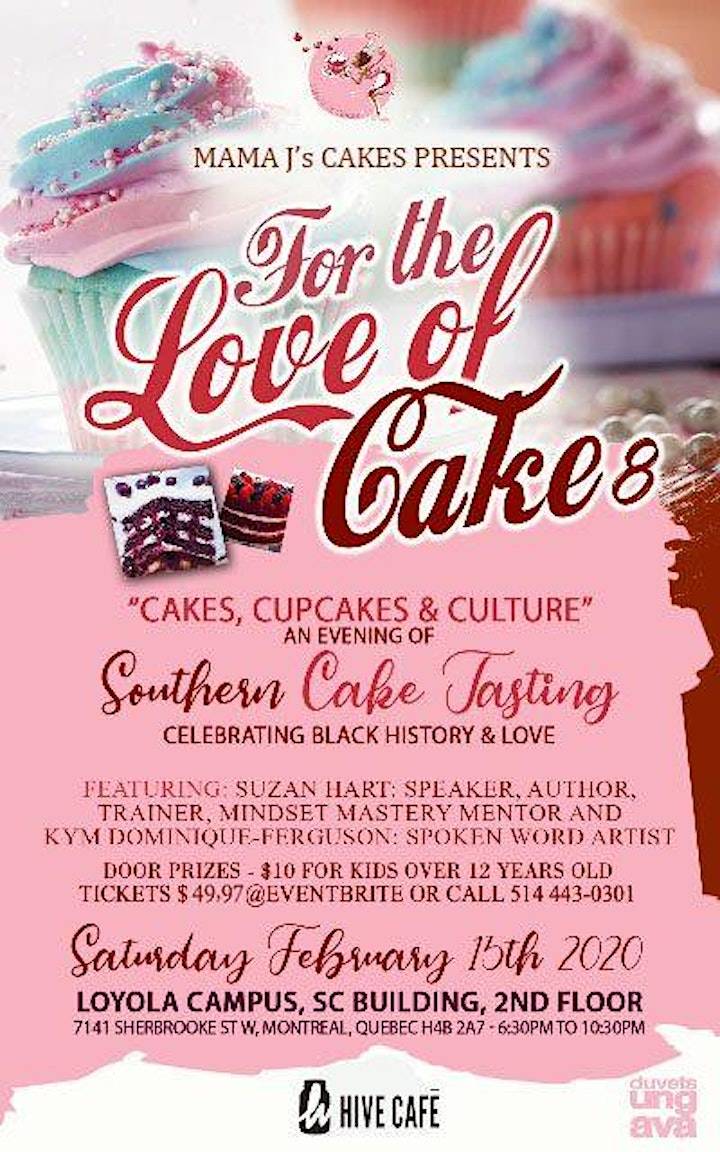 For The Love Of Cake 8 image
