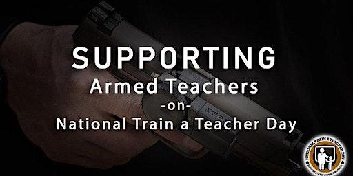National Train a Teacher Day