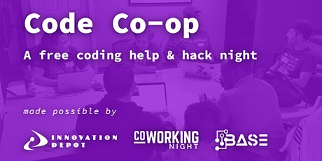 Code Co-op | Birmingham - A free coding help & hack night tickets