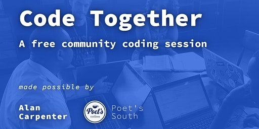 Code Together | Cookeville - A free community code session