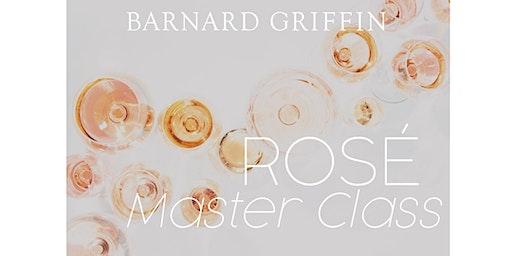 Rosé Master Class