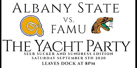 The Yacht Party (Seersucker & Sundress Edition) tickets