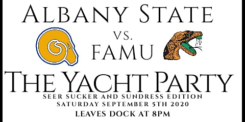 The Yacht Party (Seersucker & Sundress Edition)