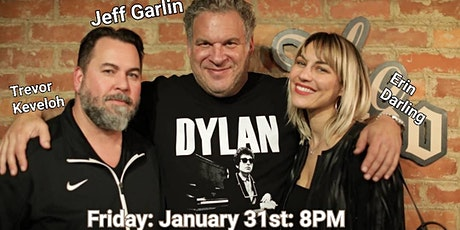 Jeff Garlin at The Dojo of Comedy tickets