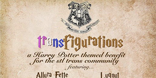 Transfigurations: A HP Themed Benefit