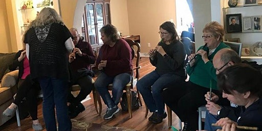 Toledo Irish American Club Presents: Irish Whistle Workshop
