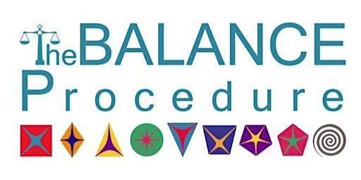 The Balance Procedure Accredited Level 1