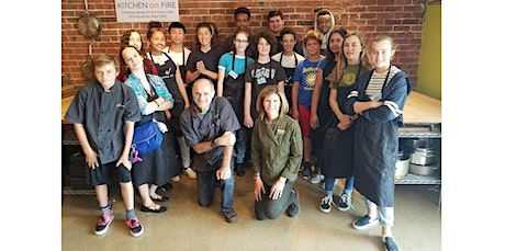 Teen Culinary Camp: July 6-10: 10am-2pm (Oakland) (07-06-2020 starts at 10:00 AM) tickets