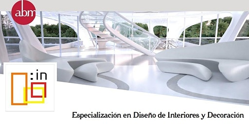 Charla Informativa -Especialización en Diseño Interior & Decoración