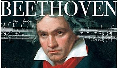Concert Missa Solemnis de Lugwig Van Beethoven tickets