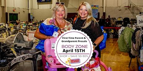 POSTPONED: JBF Reading: Spring 2020, First Time Parents & Grandparents Presale (FREE) tickets