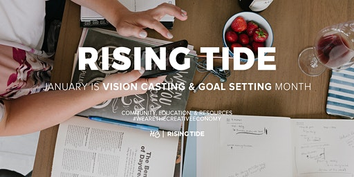 Vision Casting/Goal Setting - Tuesdays Together, North County