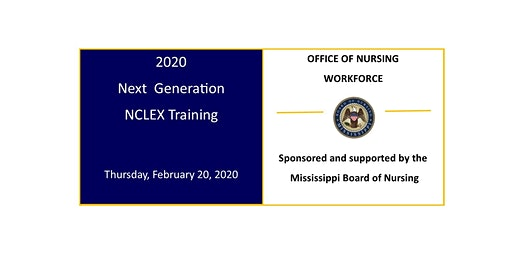 2020 Next Generation NCLEX Training