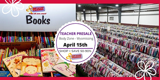 JBF Reading: Spring, 2020 Teacher Presale (FREE)