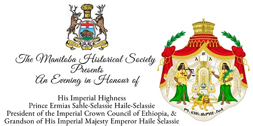 An Evening in Honour of His Imperial Highness Prince Ermias Sahle-Selassie Haile-Selassie