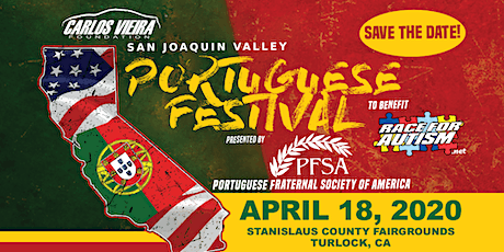 2nd Annual San Joaquin Valley Portuguese Festival tickets
