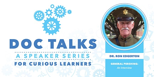 Doc Talks 3- a Speaker's Series for Curious Learners