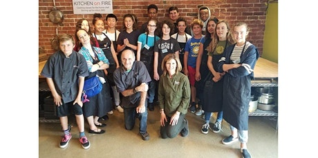 Teen Culinary Camp: July 27- 31: 10am-2pm (Oakland)  (07-27-2020 starts at 10:00 AM) tickets