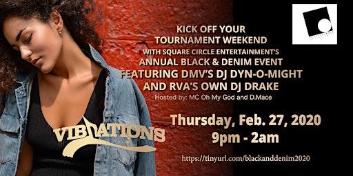 Square Circle Entertainment's Annual Grown Folks Black & Denim Event