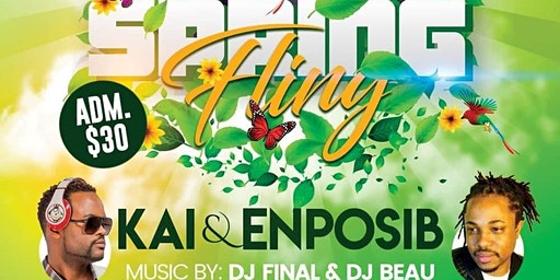 JCP Present Spring Fling 2020 with KAY Featuring Enposib