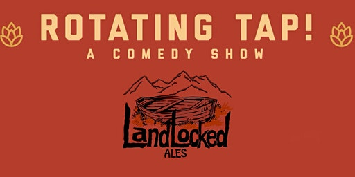 LaughLocked - Presented by Rotating Tap Comedy