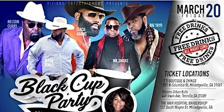 Black Cup Party - Soul + Blues Jam tickets