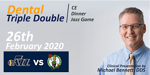 Dental Triple Double: CE, Dinner & Jazz Game